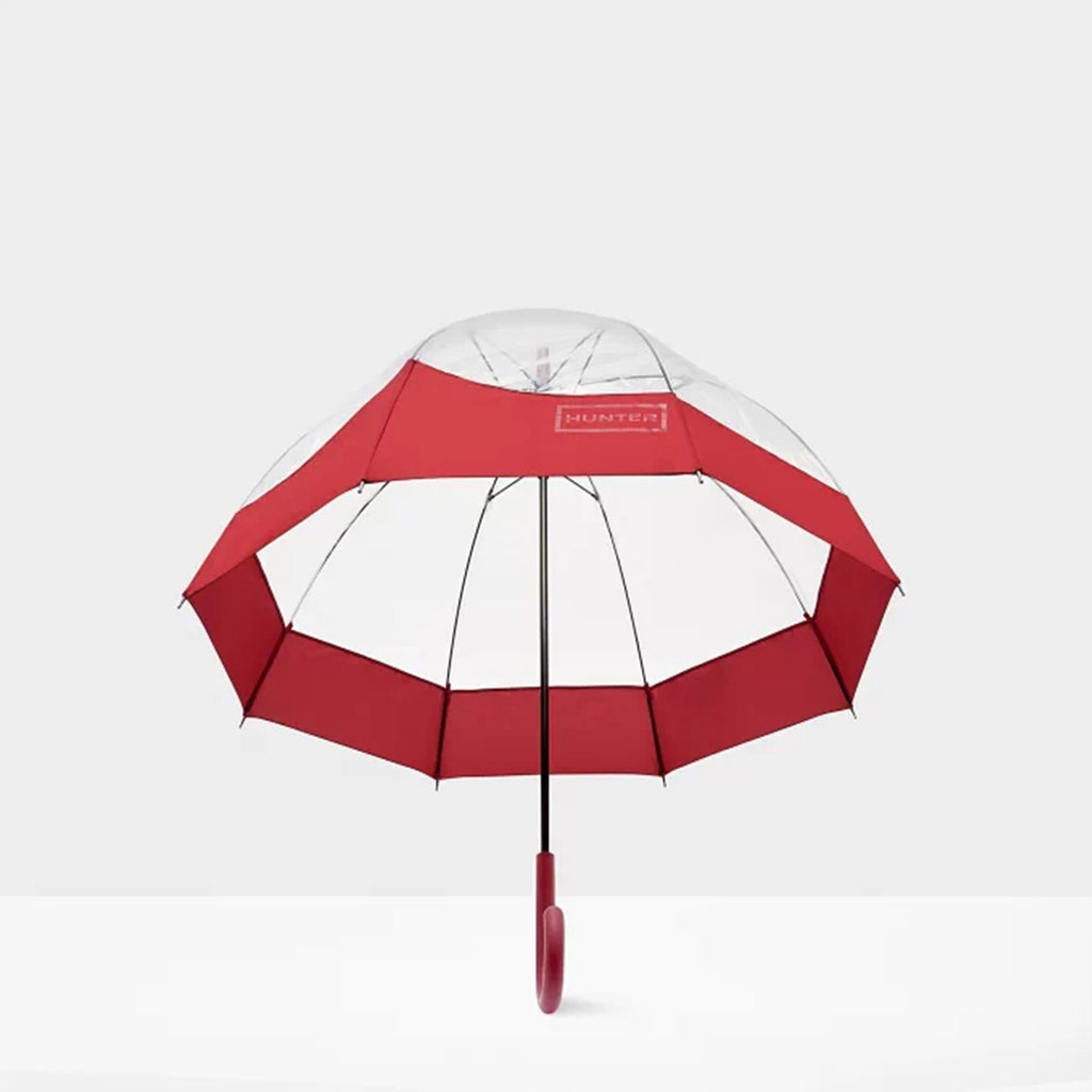 Hunter Accessories ONE / MILITARY RED Original Moustache Bubble Umbrella Military Red