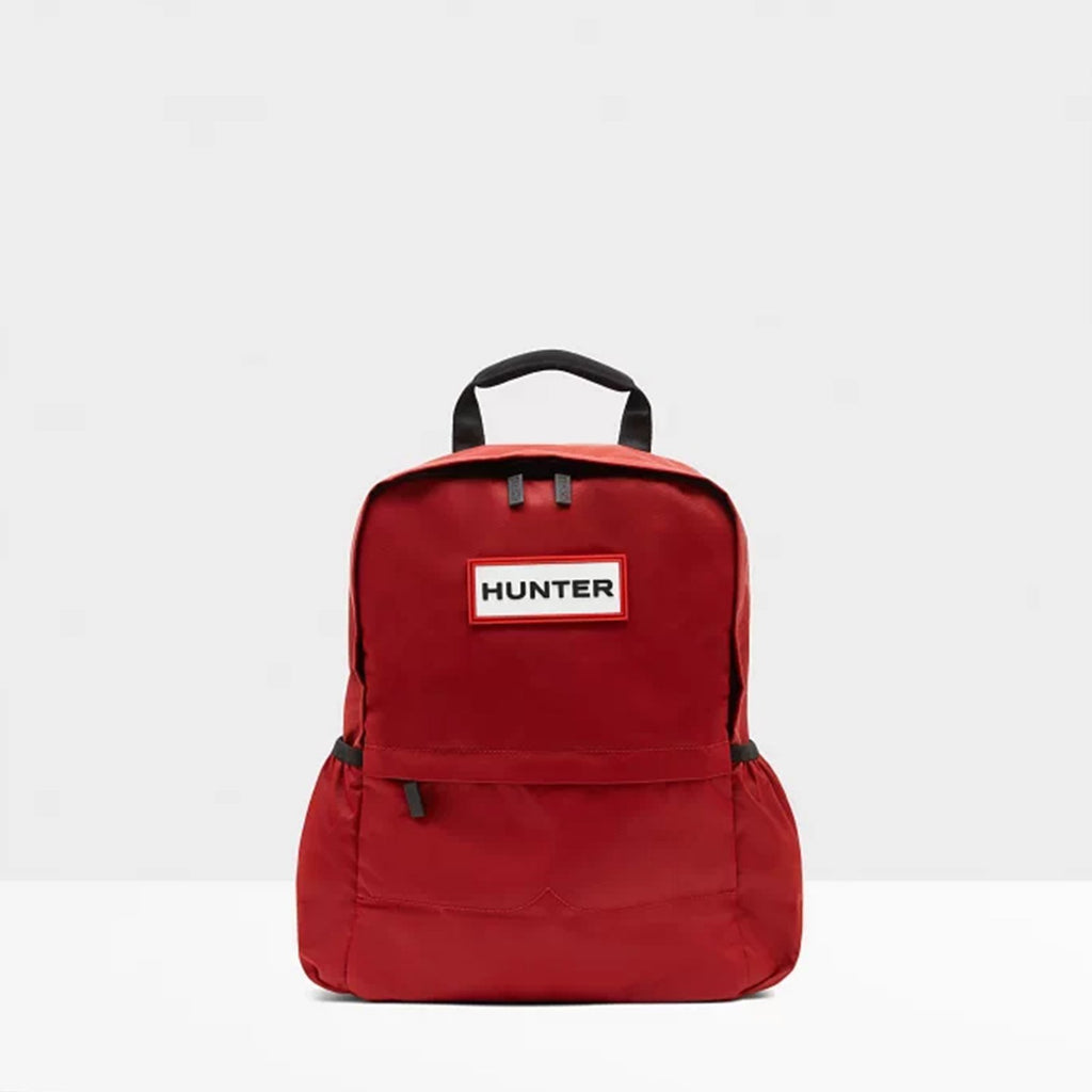 Hunter Accessories ONE / MILITARY RED Original Nylon Backpack Military Red