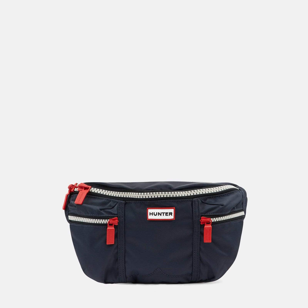 Hunter Accessories One / Blue Original Nylon Bumbag Navy