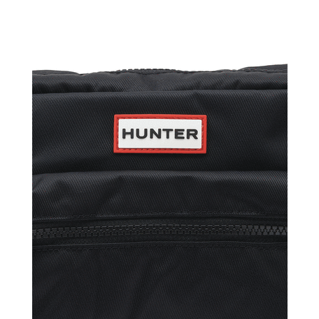 Hunter Accessories One / Black Original Nylon Crossbody/Bumbag Black