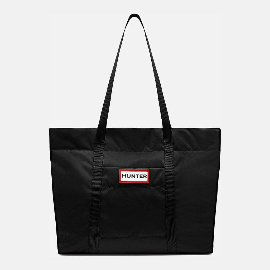 Hunter Accessories One Size / Black Original Nylon Tote Black