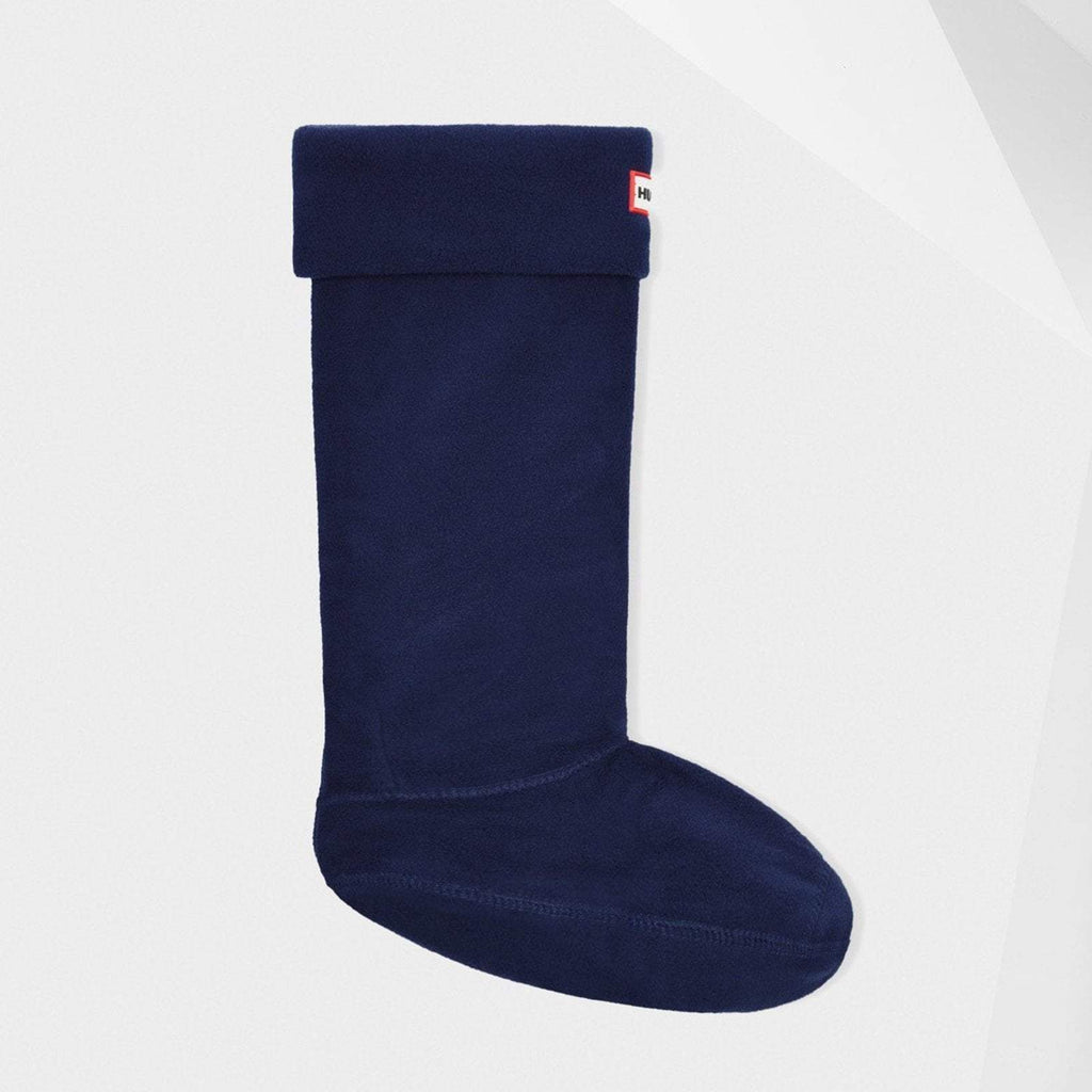 Hunter Accessories M / Navy Unisex Tall Boot Socks Navy
