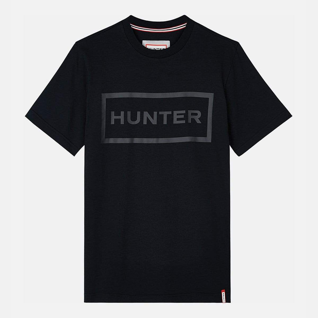 Hunter Apparel Mens Original T- Shirt Black