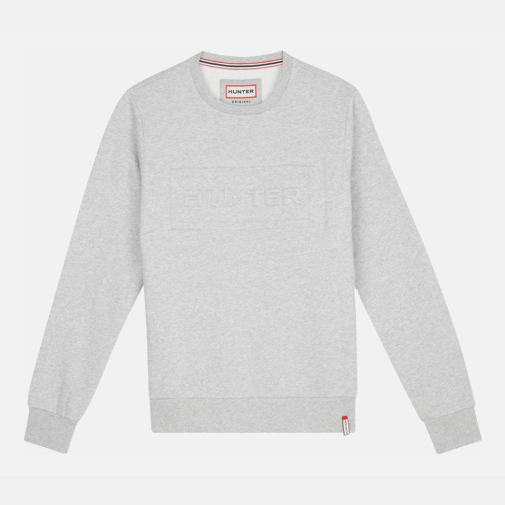 Hunter Apparel Womens Original Sweatshirt Grey Marl