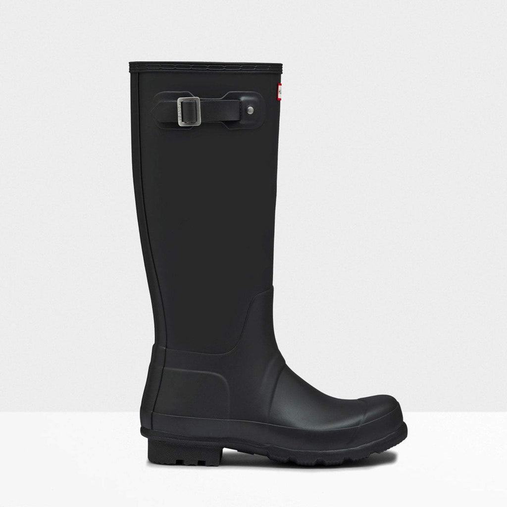Hunter Footwear UK 8 / EU 42 / US 9 / BLACK Men's Original Tall Wellington Boots Black