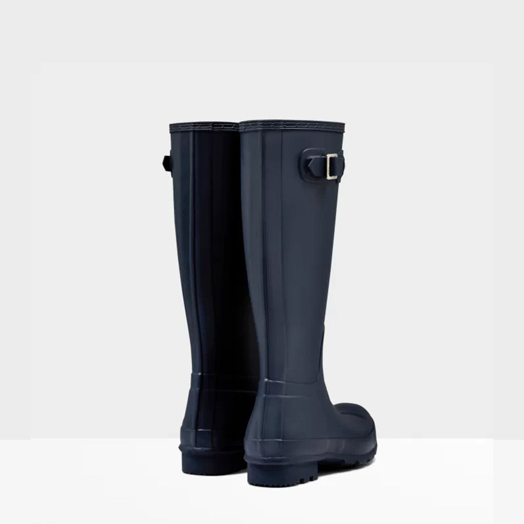 Hunter Footwear UK 8 / EU 42 / US 9 / NAVY Men's Original Tall Wellington Boots Navy