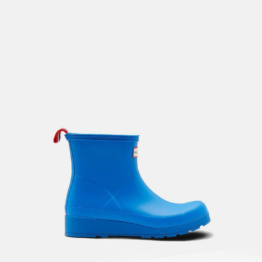Hunter Footwear Original Play Short Wellington Boots Bucket Blue