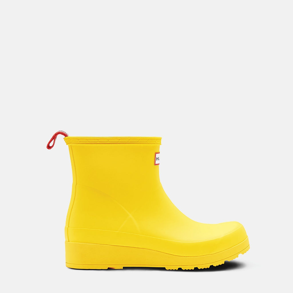 Hunter Footwear UK 4 / EU 37 / US 6 / Yellow Original Play Short Wellington Boots Wader Yellow