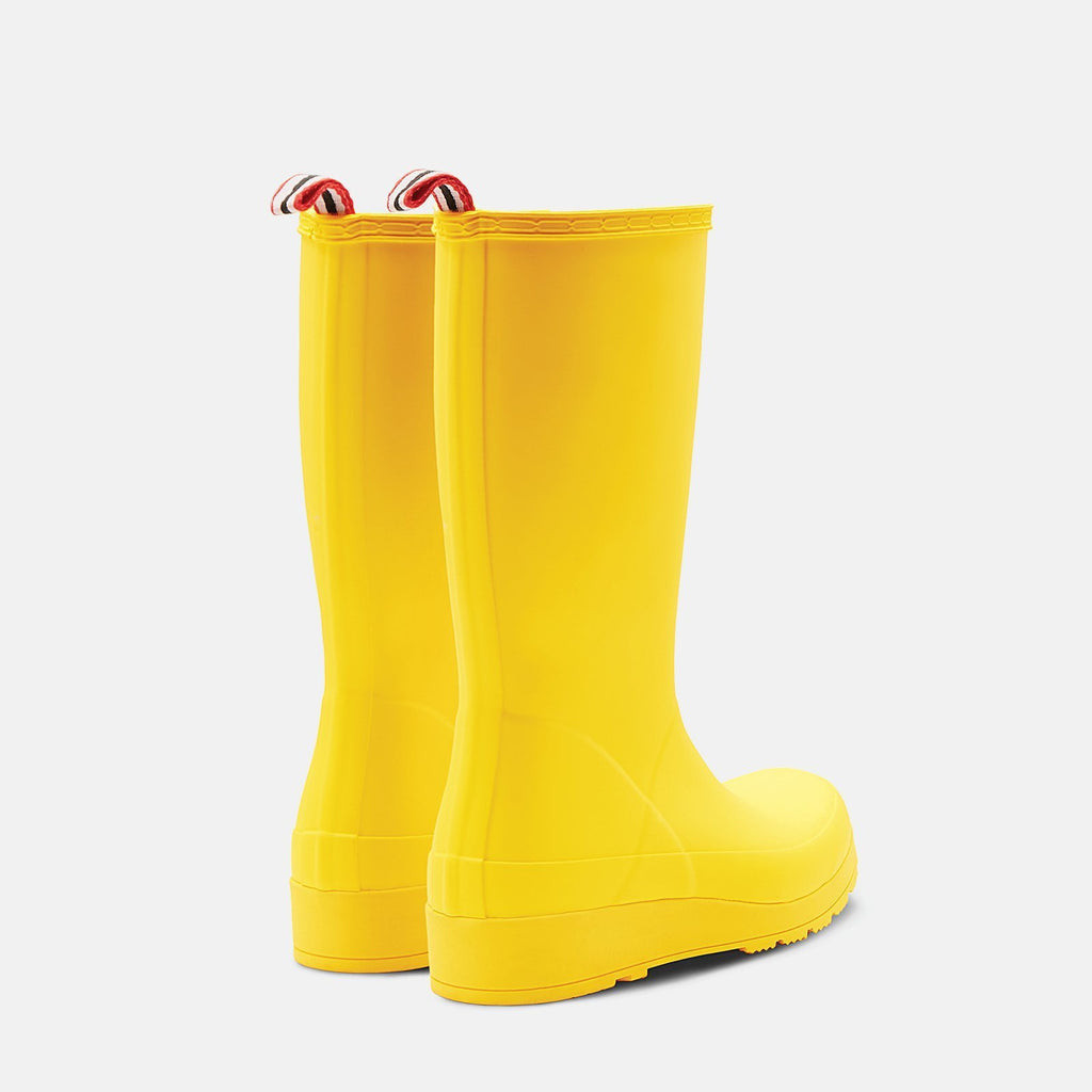Original Play Tall Wellington Boots Wader Yellow