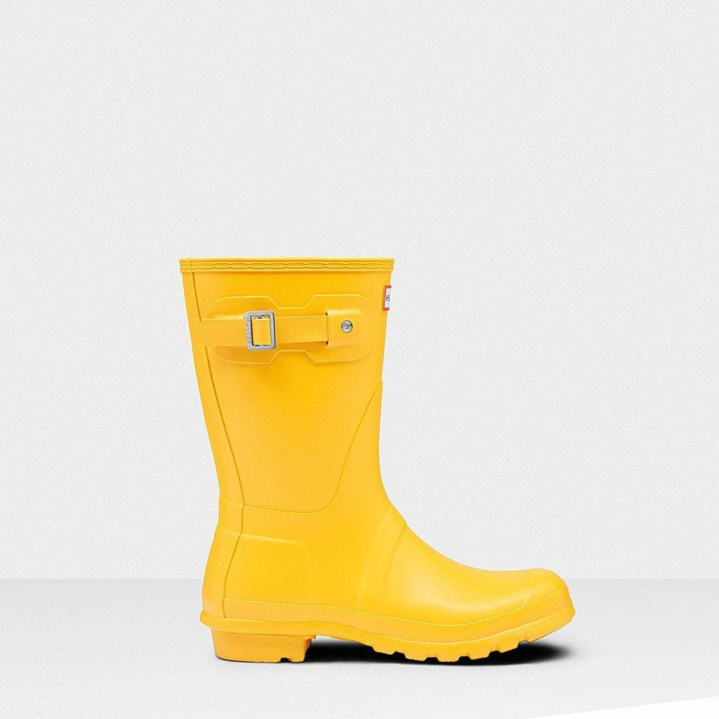 Women's Original Short Wellington Boots Yellow