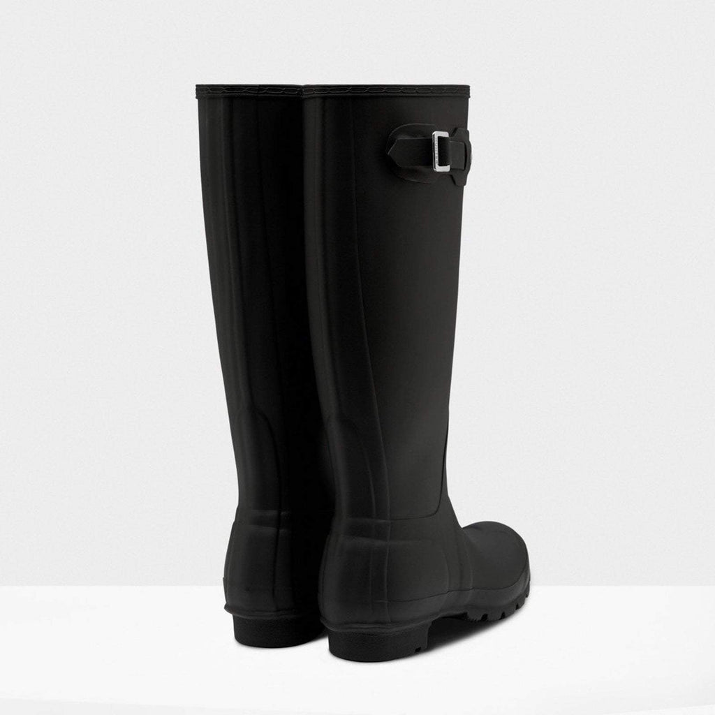 Hunter Footwear UK 3 / EU 35-36 / US 5 / Black Women's Original Tall Wellington Boots Black