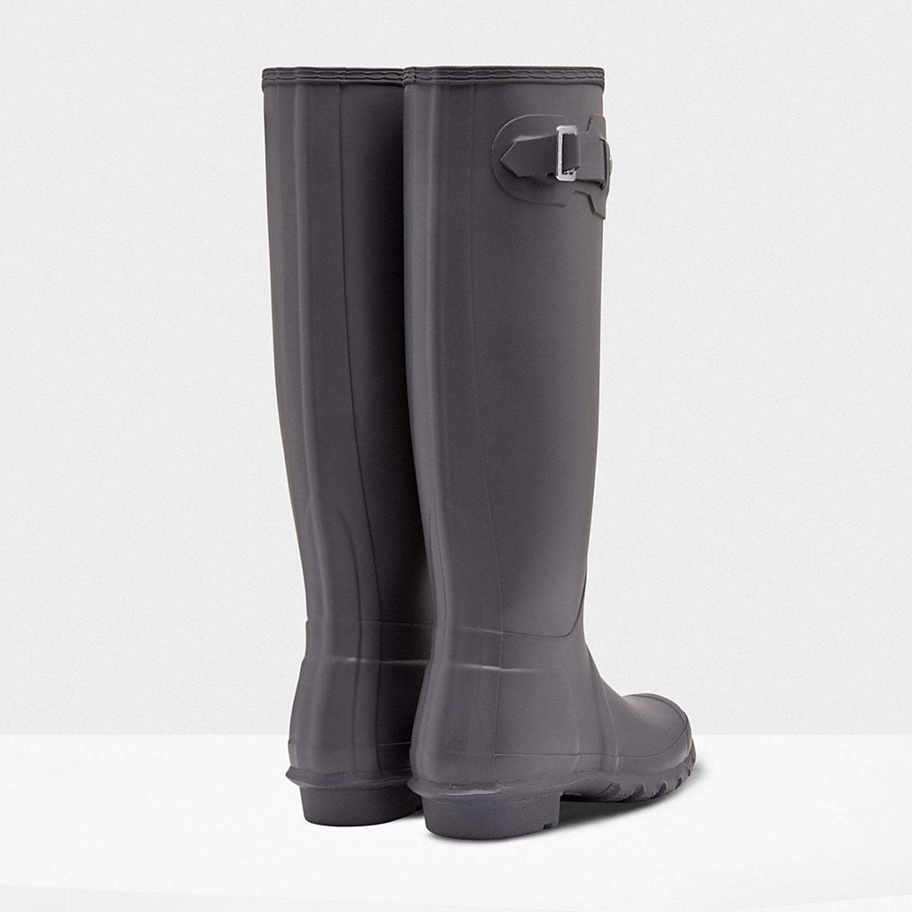 Hunter Footwear UK 4 / EU 37 / US 6 / Dark Slate Women's Original Tall Wellington Boots Dark Slate