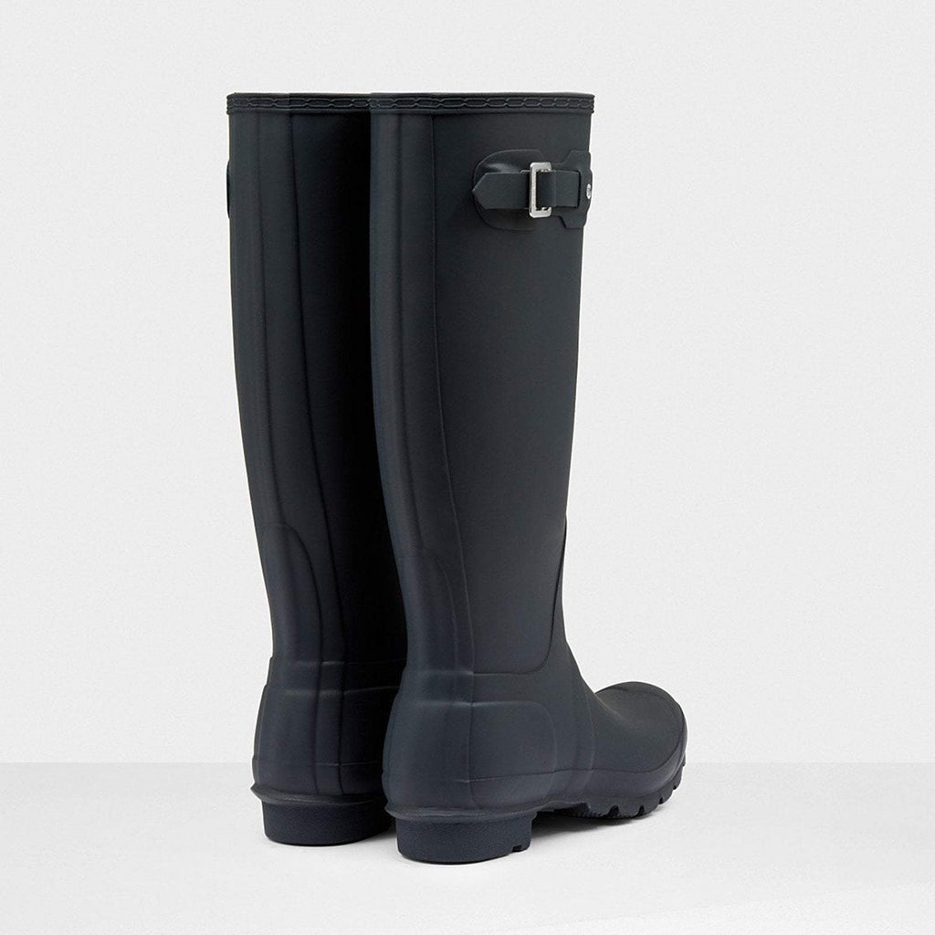 Hunter Footwear UK 3 / EU 35-36 / US 5 / Navy Women's Original Tall Wellington Boots Navy