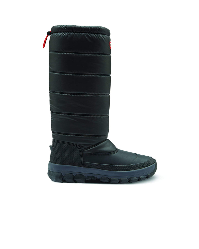Hunter Footwear Womens Original Insulated Snow Boot Tall Black