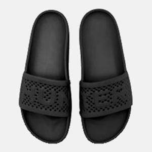 Hunter Footwear Womens Original Lightweight Moulded Slide Black