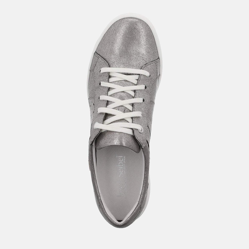 Josef Seibel Footwear UK 3 / EU 36 / US 5 / Grey Caren 01 Platin - Josef Seibel Grey/Silver Ladies Trainers