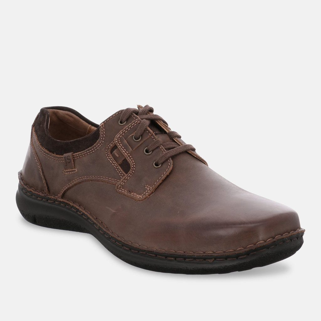 Josef Seibel Footwear UK 6.5 / EU 40 / US 7.5 / Brown (Moro) Josef Seibel Anvers 36 Moro Men's Trainers - 43390 - 994330