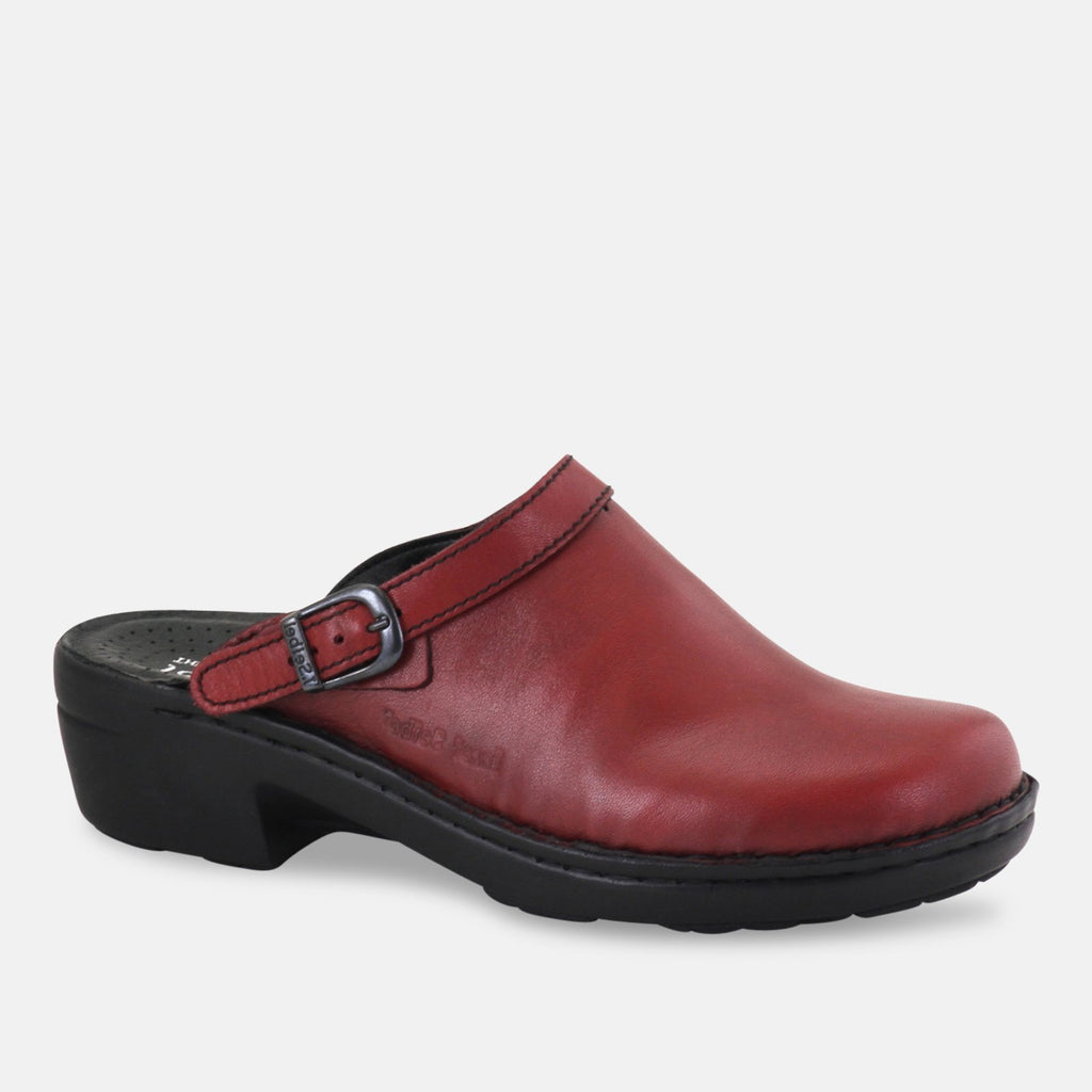 Josef Seibel Footwear UK 2 / EU 35 / US 4 / Hibiscus - Red Josef Seibel Betsy, Women's Clogs - 95920-23380