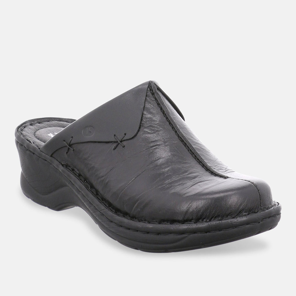 Josef Seibel Footwear UK 2 / EU 35 / US 4 / Black Josef Seibel Catalonia 48, Women's Clogs - 56512-88600