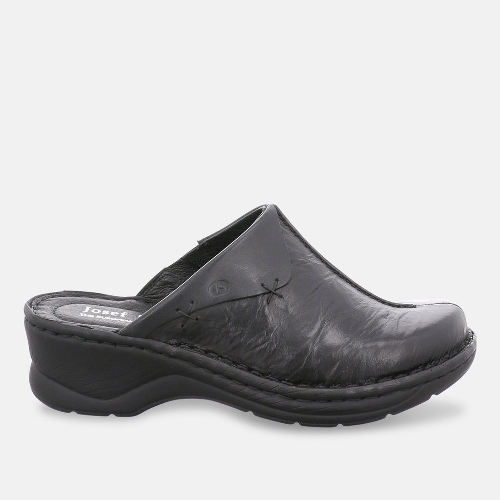 Josef Seibel Footwear UK 2 / EU 35 / US 4 / Black Josef Seibel Catalonia 48, Women�������s Clogs - 56512-88600
