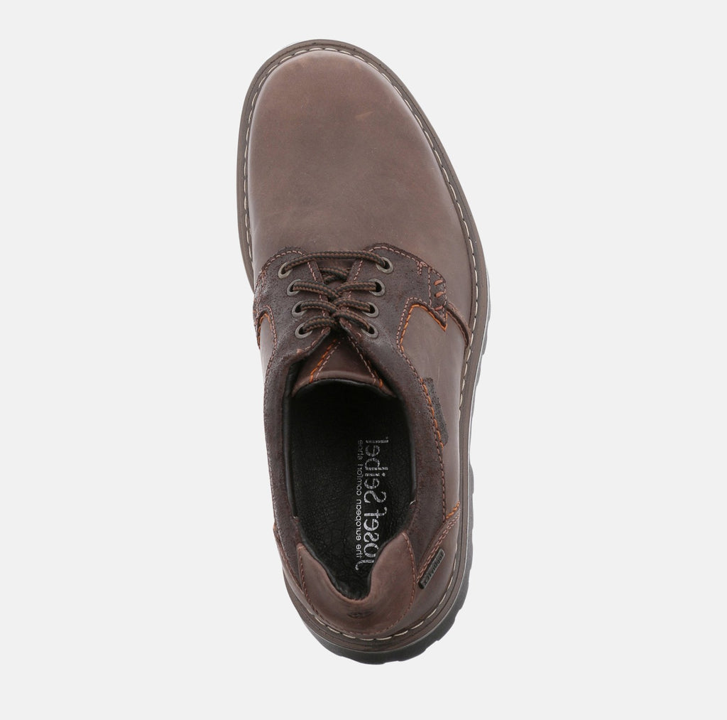 Josef Seibel Footwear UK 6.5 / EU 40 / US 7.5 / Brown (Moro) Josef Seibel Chance 08 Men's Trainers - 21506 - JE86330
