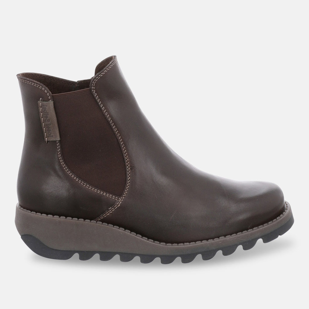 Josef Seibel Footwear UK 2 / EU 35 / US 4 / Brown (Espresso) Josef Seibel Lina 05 Women's Boots - 82605 - MI135361