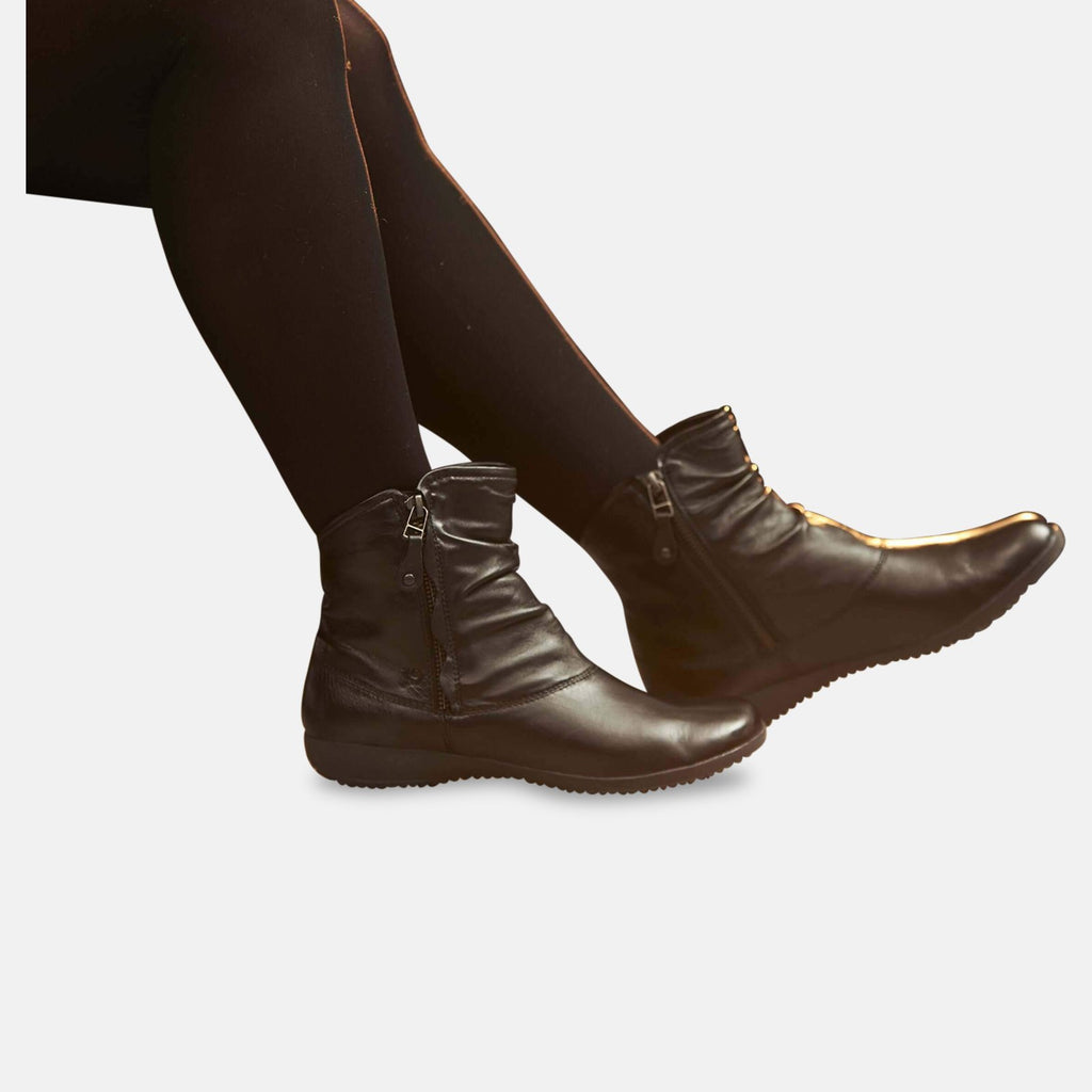 Josef Seibel Footwear UK 2 / EU 35 / US 4 / Black Josef Seibel Naly 24, Women's Boots - 79724 - VL971100