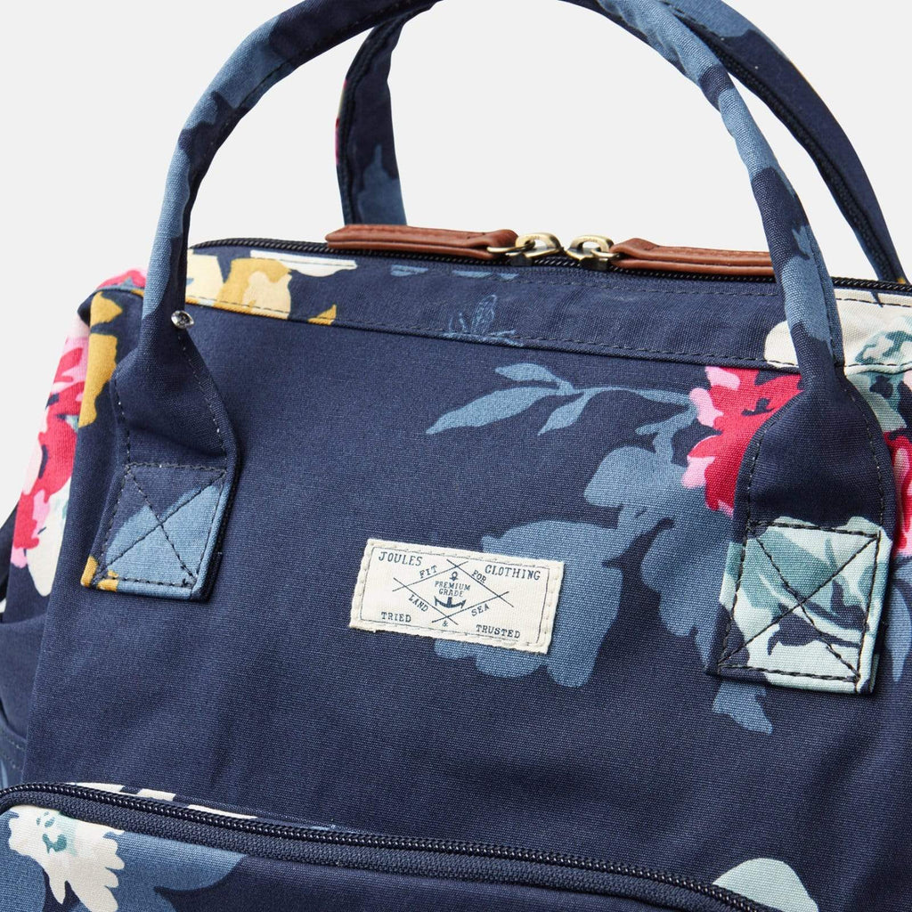 Joules Accessories One Size / Blue Coast Rucksack 30th Anniversary Cambridge Anniversary Floral