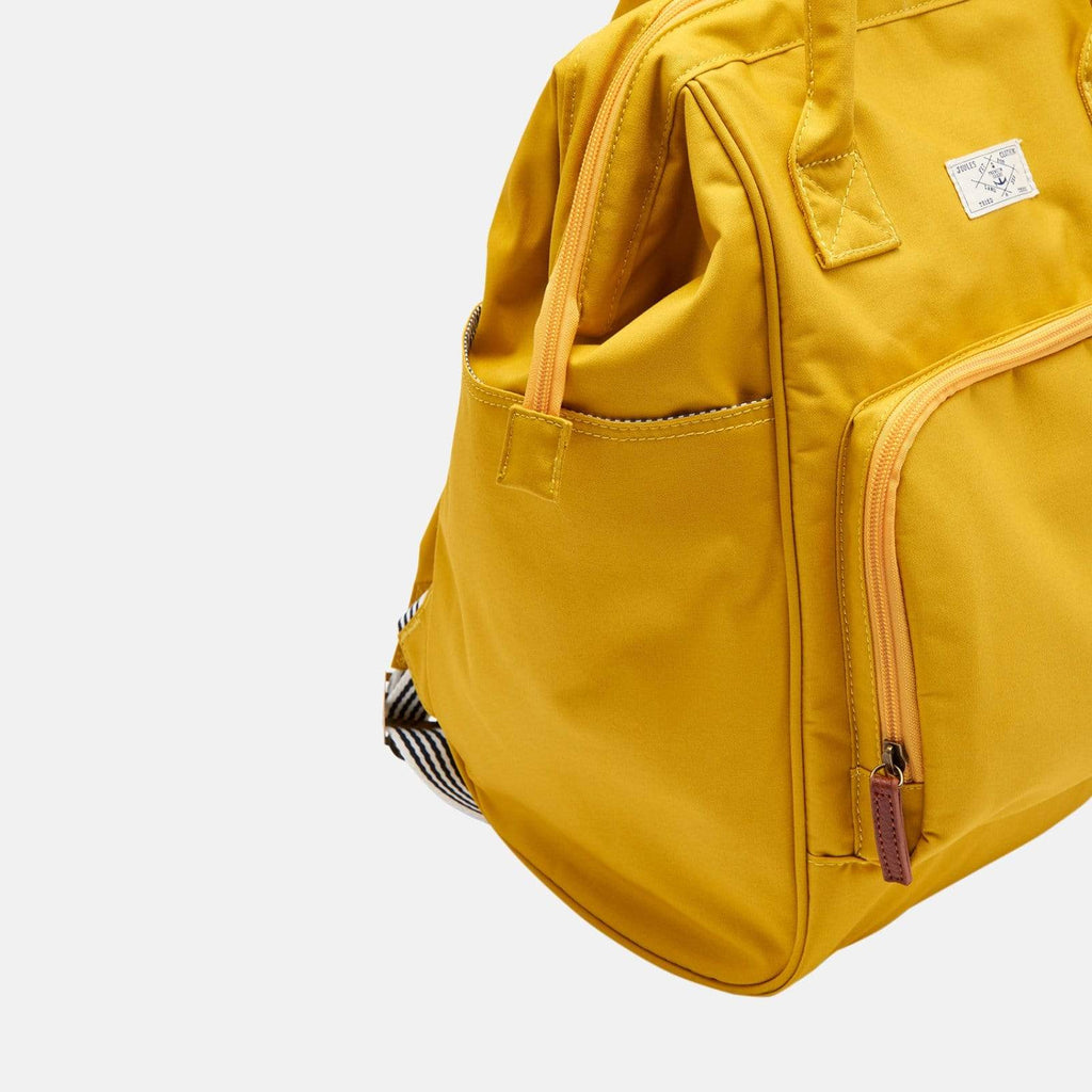 Joules Accessories One Size / Yellow Coast Rucksack Antique Gold