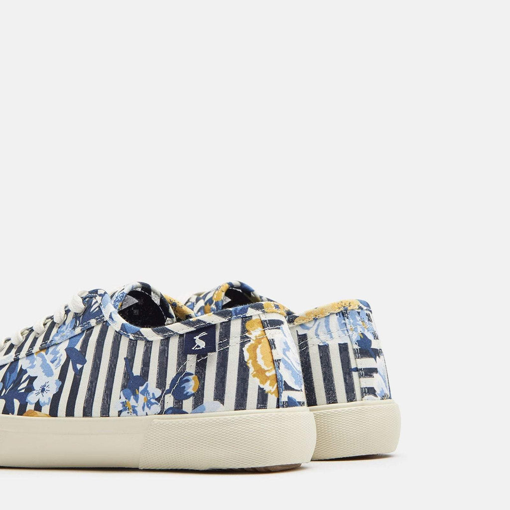 Joules Footwear UK 3 / EU 36 / US 5 / Navy 201396 Coast Pump Navy Botantical
