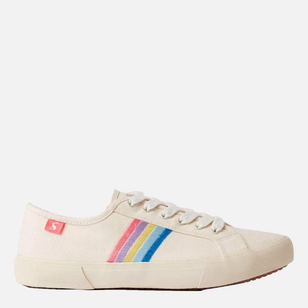 Joules Footwear Coast Pump Rainbow