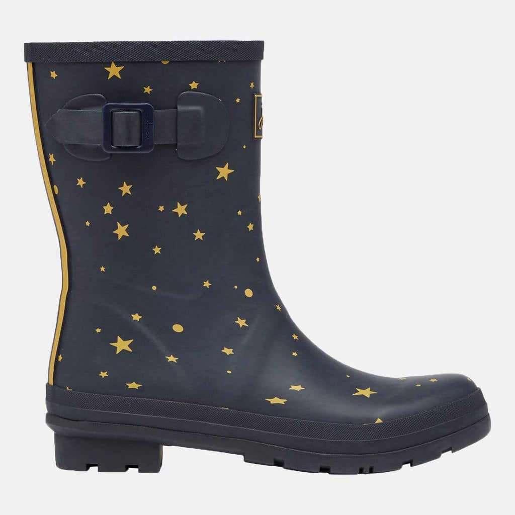 Joules Footwear Molly Welly Star Gazing