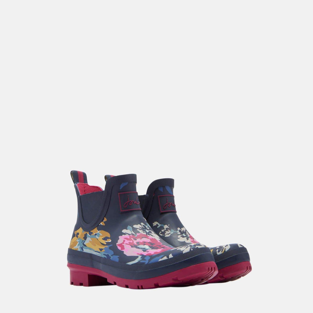 Joules Footwear Wellibob Cambridge Anniversary Floral