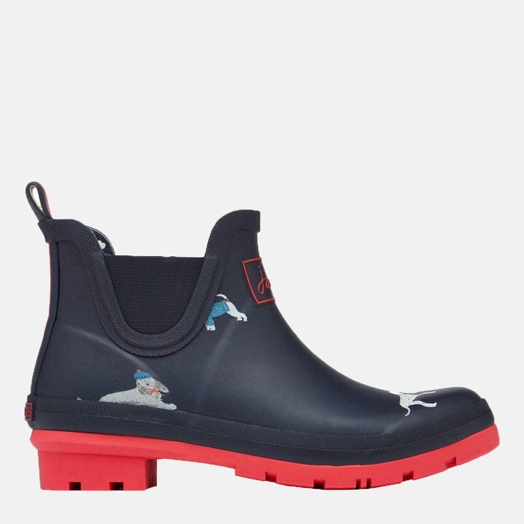 Joules Footwear Wellibob Mayday Dogs