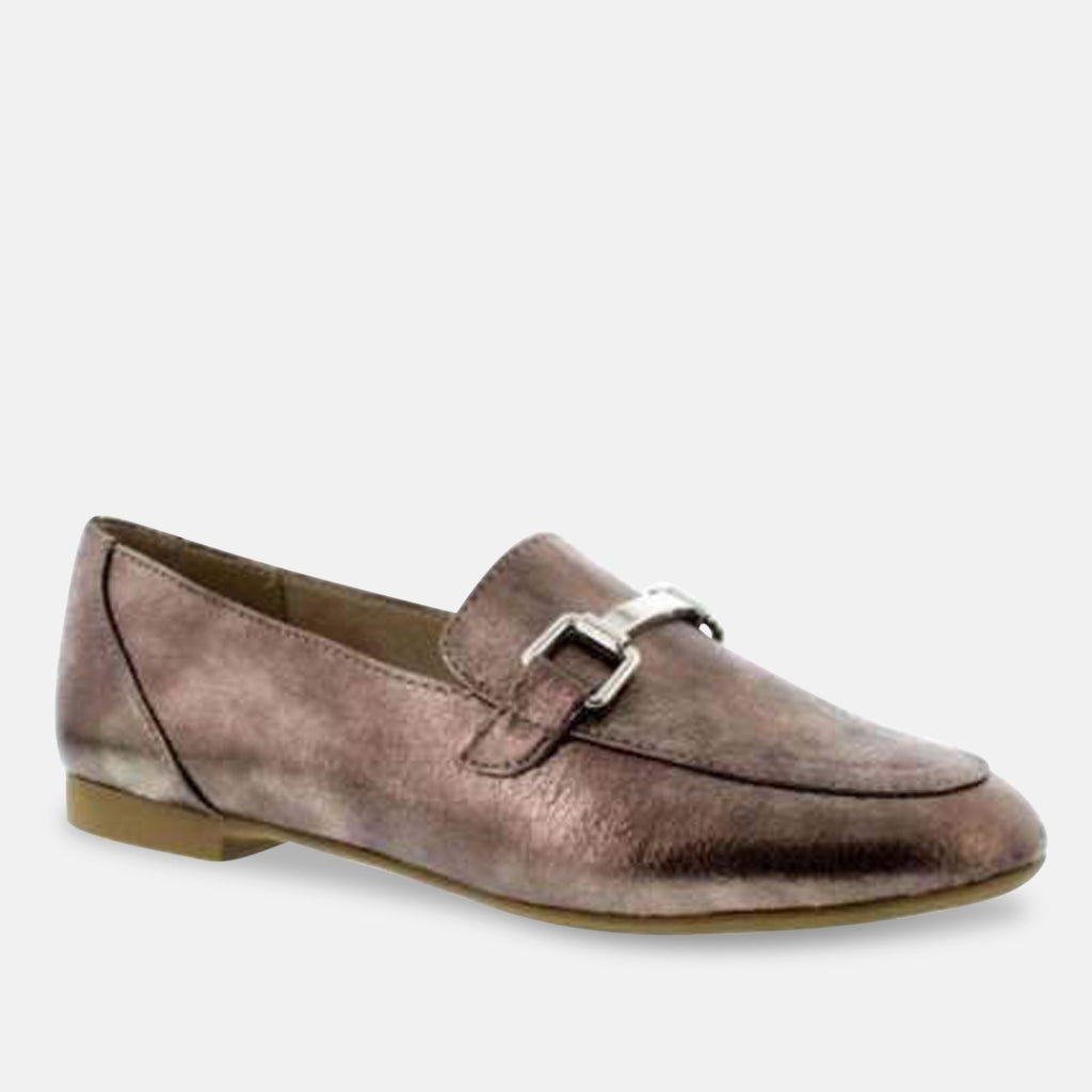 Marco Tozzi Footwear UK 6 / EU 39 / US 8.5 / Metallic 236723 Pearl 24230 - Mauve Metallic