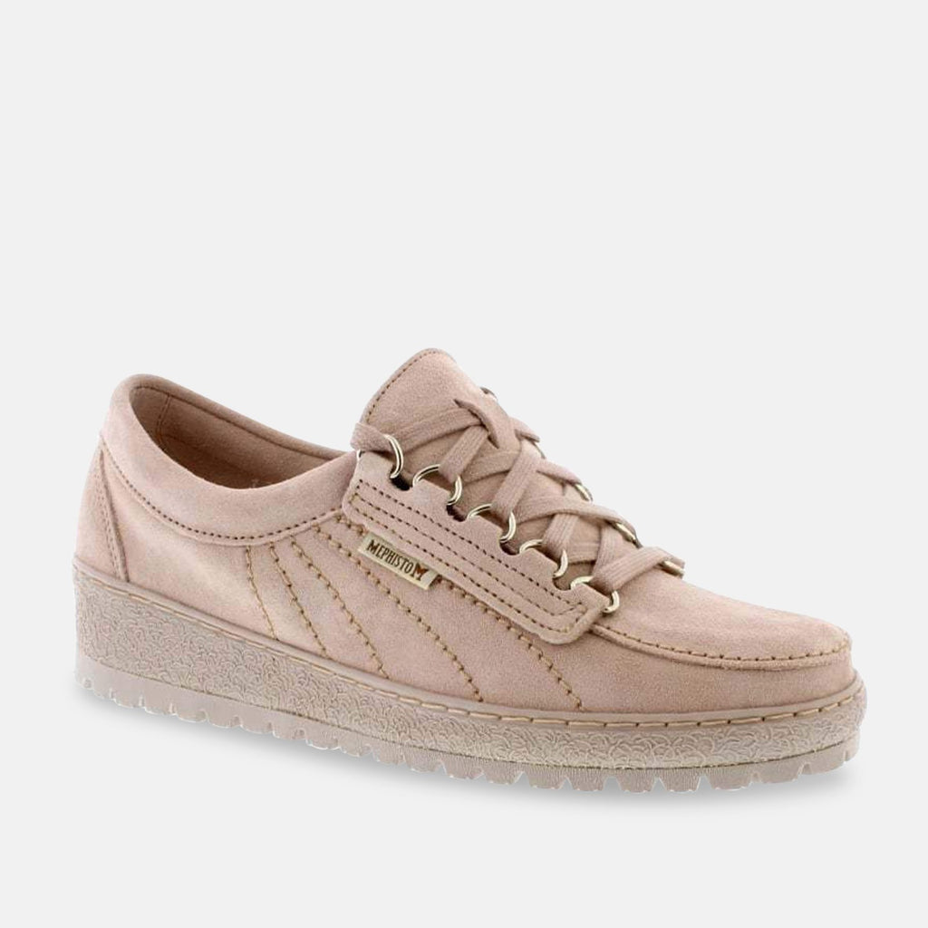 Mephisto Footwear UK 4 / EU 37 / US 6.5 / Peach Lady - Nude