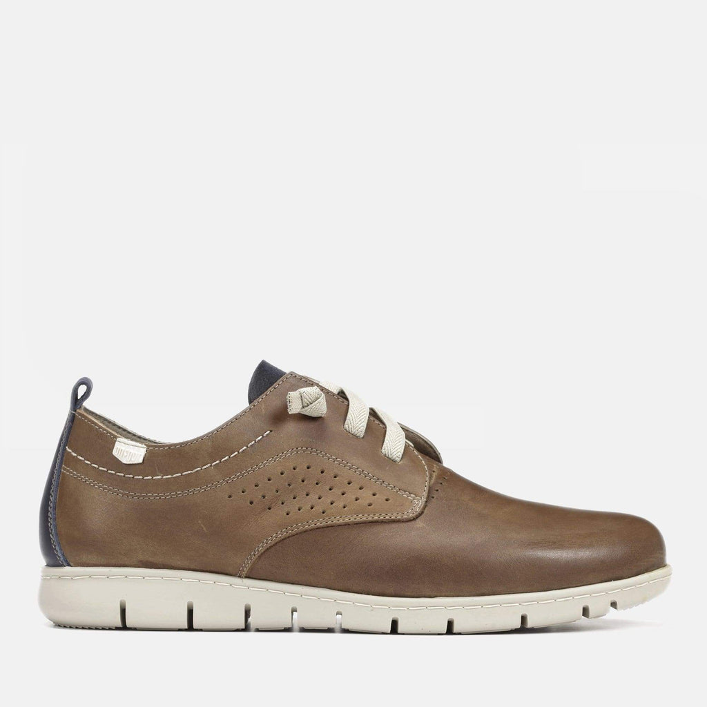On Foot Footwear Flex 8510 Blucher Nappa Cuero Leather