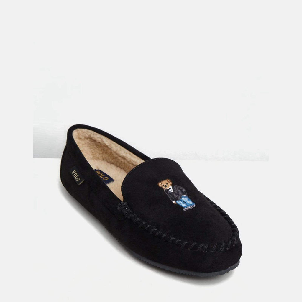 Ralph Lauren Footwear Dezi IV Bear Black