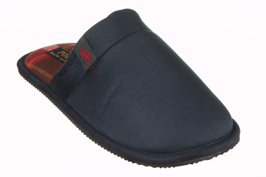 Ralph Lauren Footwear Summit Scuff Navy