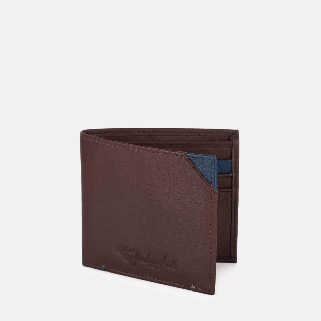 Redfoot Accessories One Size / Brown / Leather Men's Brown Leather Wallet