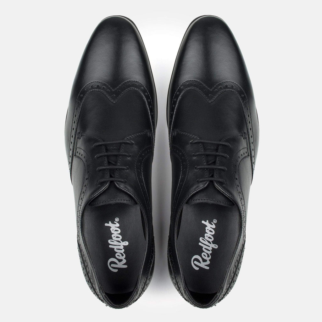 Redfoot Footwear DAVIES BLACK