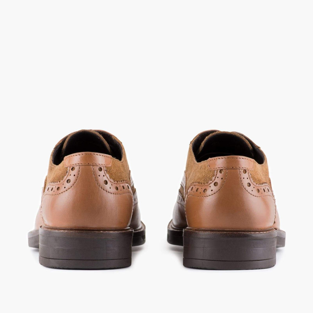 Redfoot Footwear FLOYD TAN