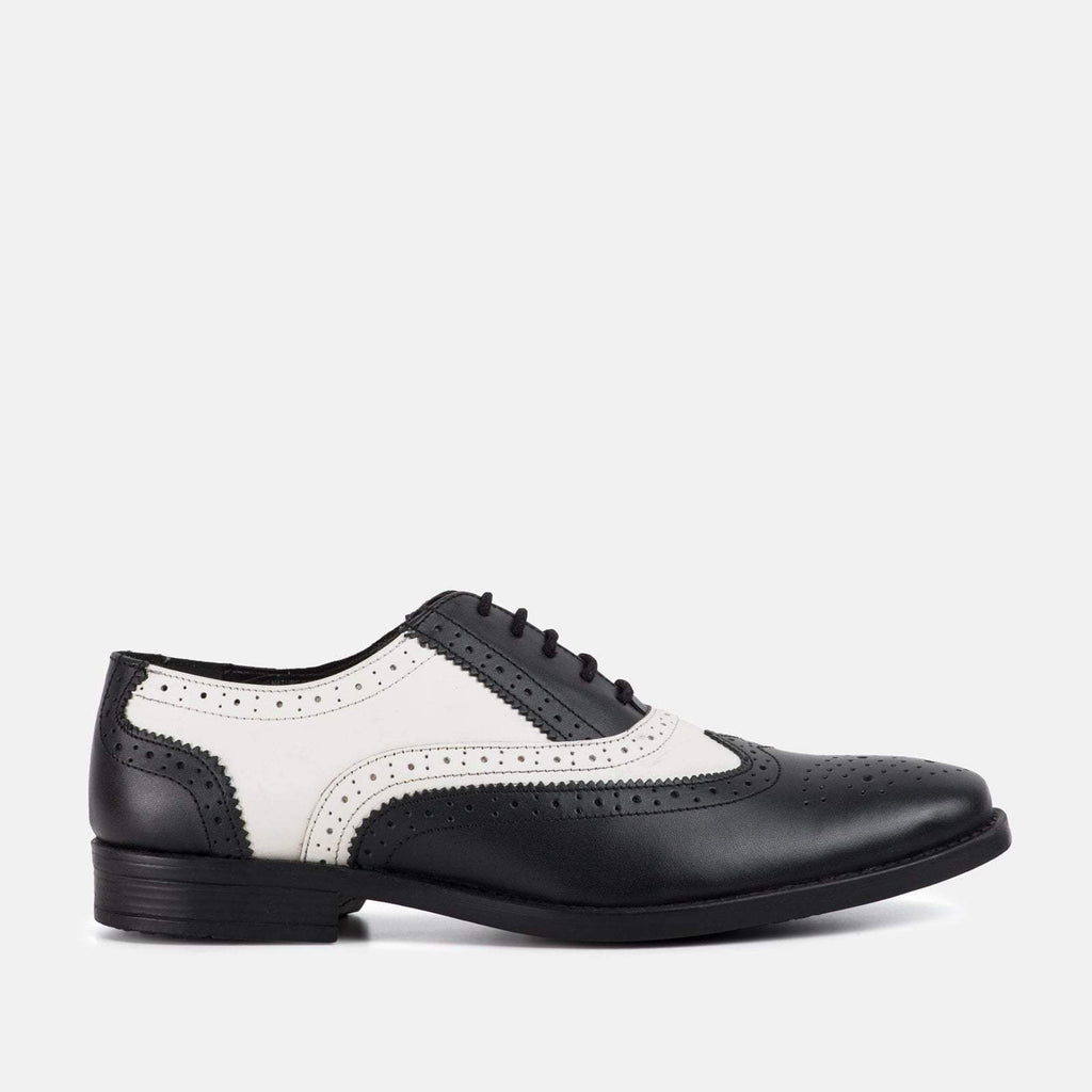 Redfoot Footwear JAY BLACK & WHITE