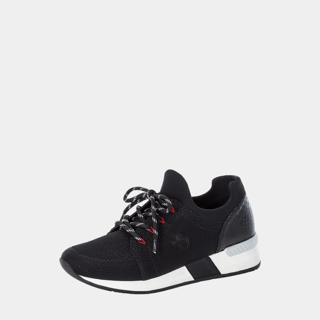 Rieker Footwear N7670-00 Black