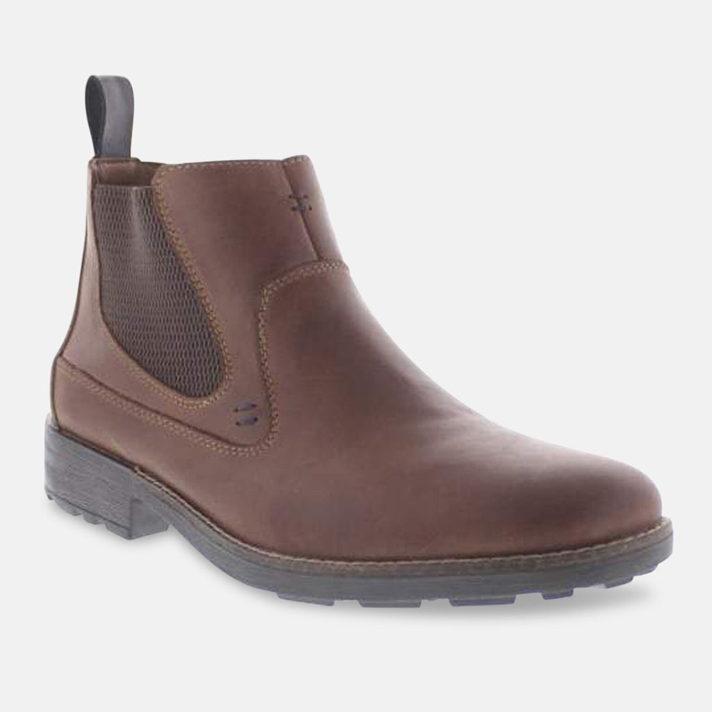 Rieker Footwear UK 6.5 / EU 40 / US 7.5 / Brown Rieker 36062-25 Brown Elastic Boots