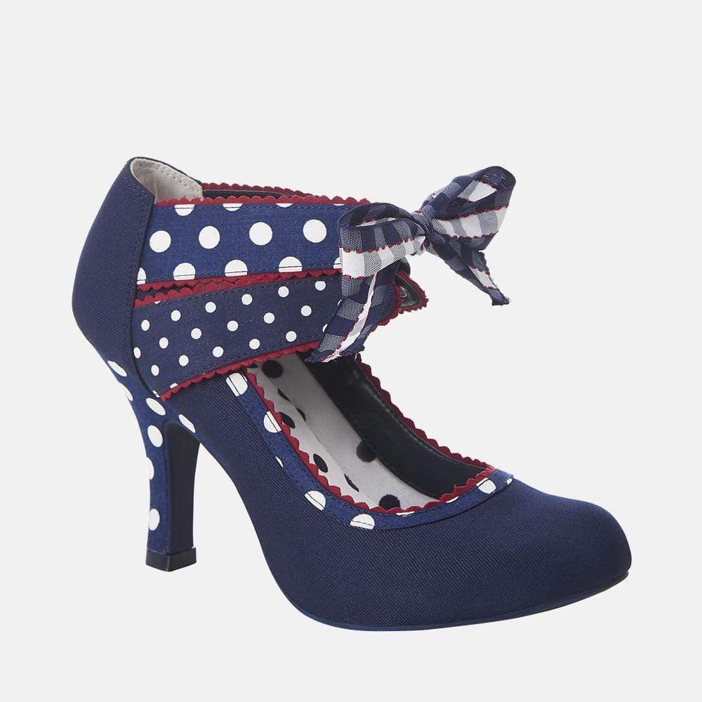Ruby Shoo Footwear Aisha Blue
