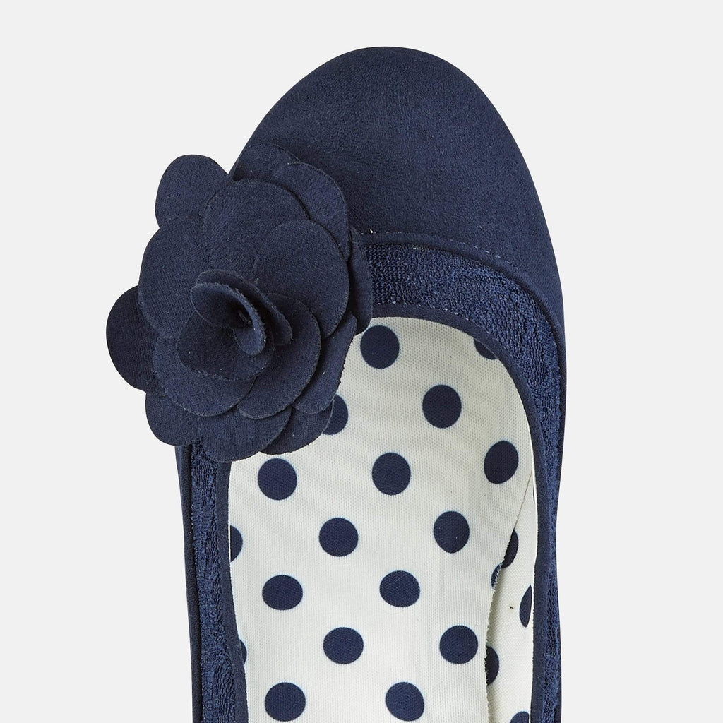 Ruby Shoo Footwear Chrissie Navy