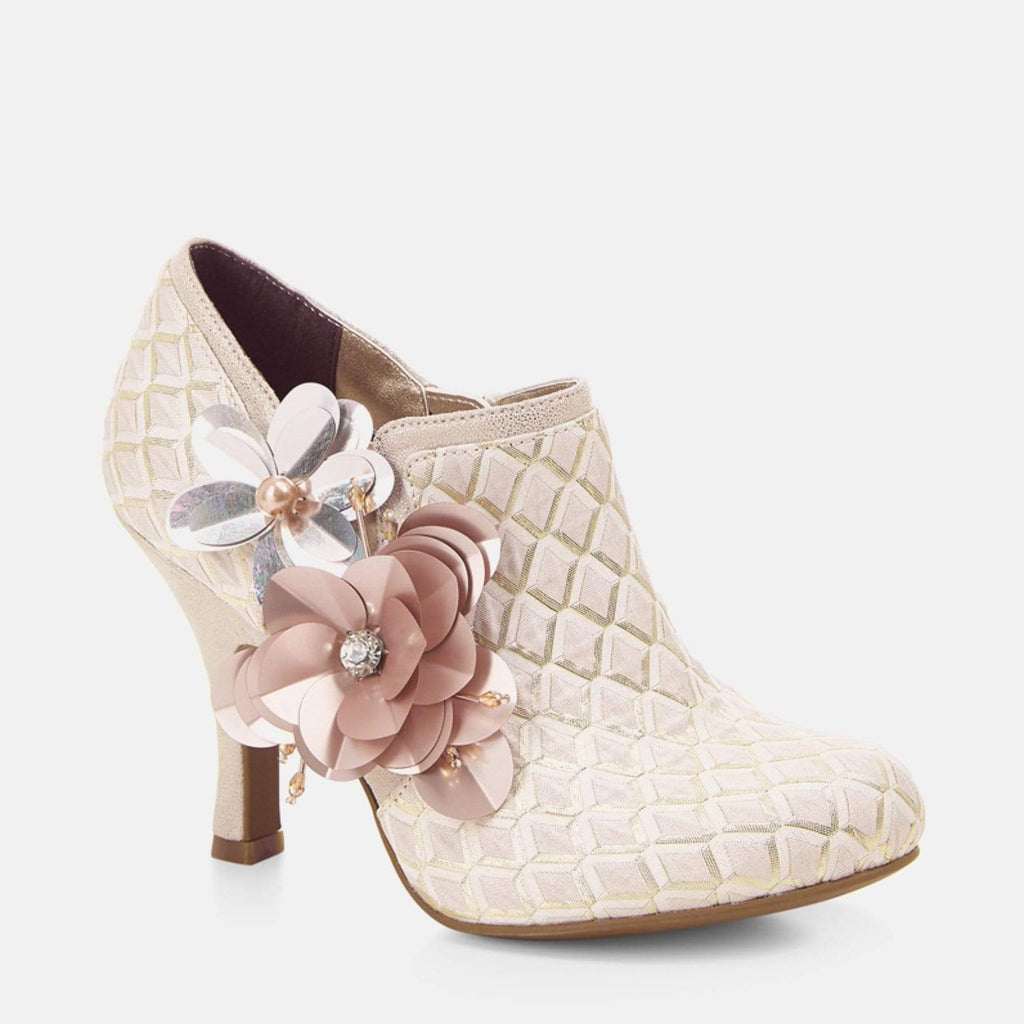 Ruby Shoo Footwear Electra Light Pink