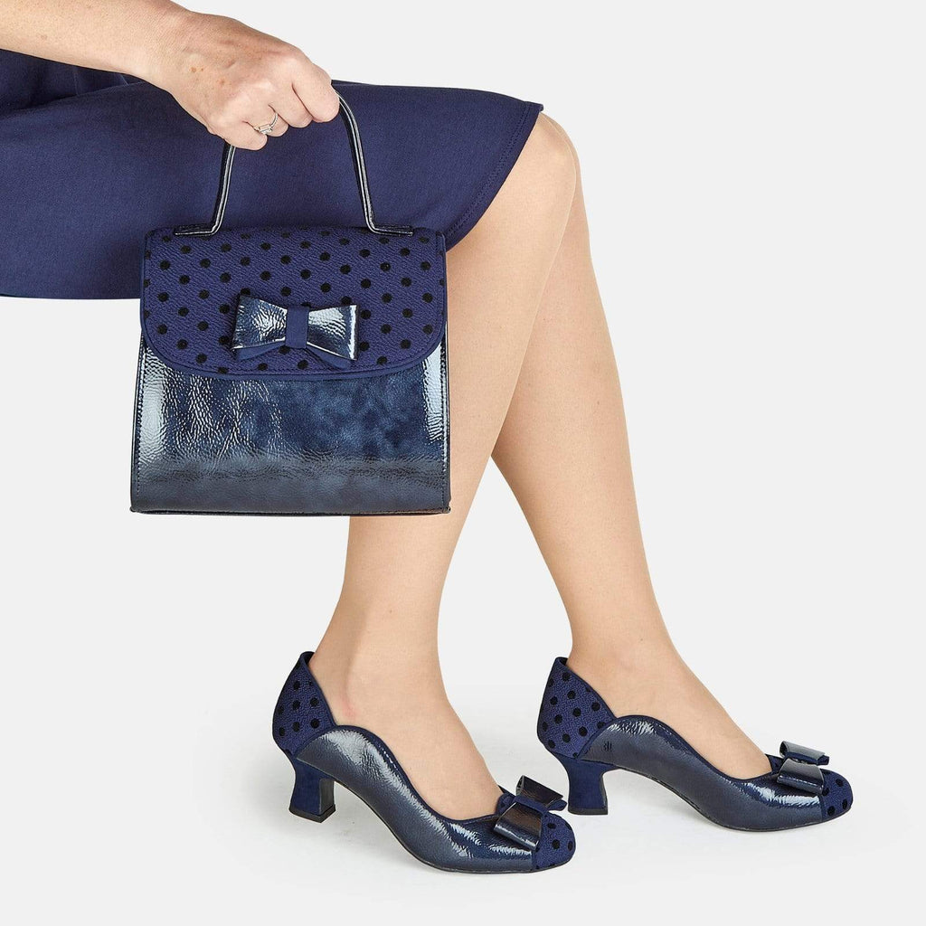 Ruby Shoo Footwear Melody Navy