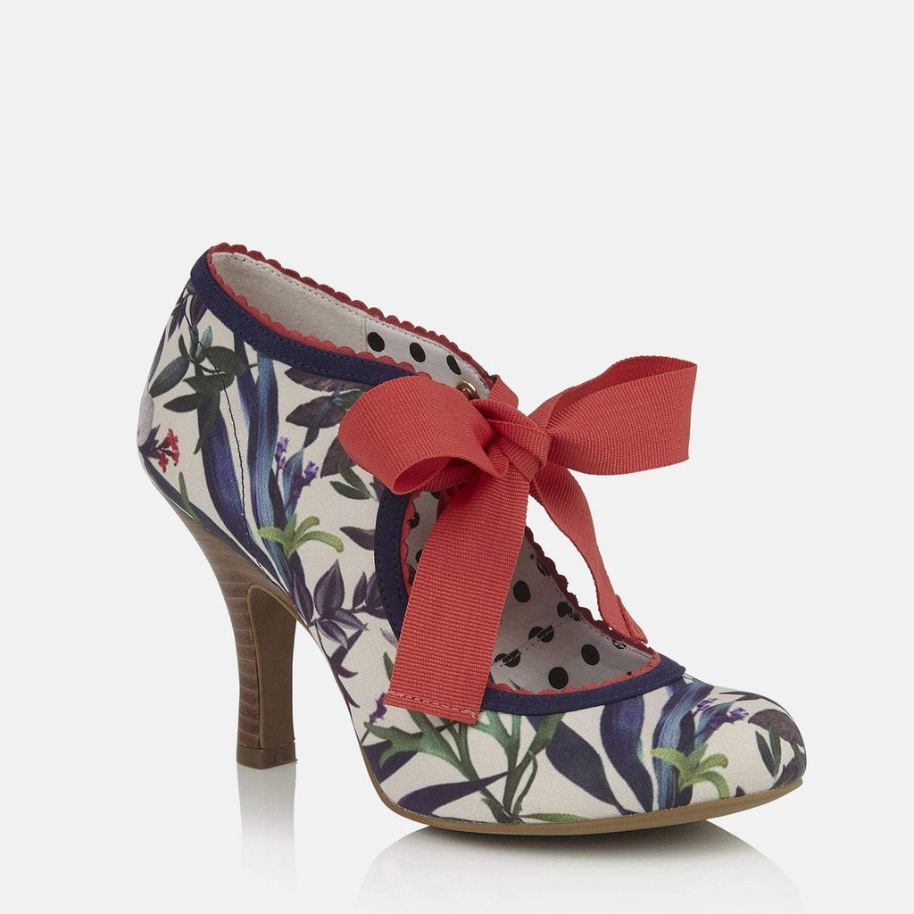 Ruby Shoo Footwear UK 2 / EU 35 / US 4 / Multicoloured Willow Sage